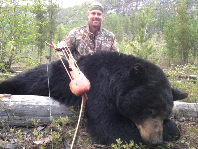 Brian Koelzer 2016 Black Bear