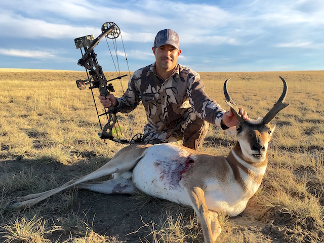 Dan Violett 2016 Antelope