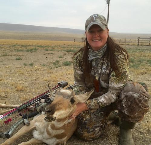 Kim Blaskowki 2016 Antelope