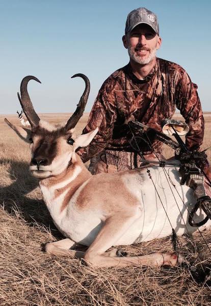 Libery Brown 2016 Antelope