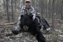 Saskatchewan bear Bob Morton