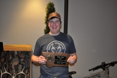 Bowhunter of the Year Bridger Kamp