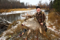 Neil Jacobson Another river bottom trash buck 2014