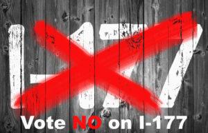 Vote NO on I-177