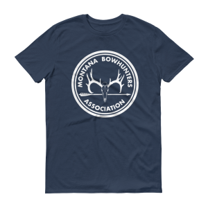 MBA Circle Logo Tee Lake