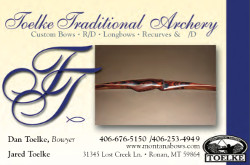 Auction and Raffle Items | Montana Bowhunters Association