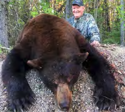 6- Day Saskatchewan Bear Hunt – Kutawagan Outfitters